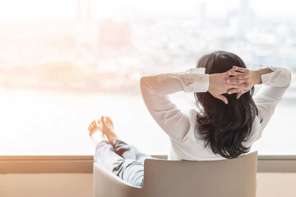 Try These 5 Things for Menopause Relief